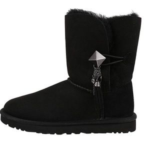 UGG Shoes - Lilou' Genuine Shearling Lined Short Boot